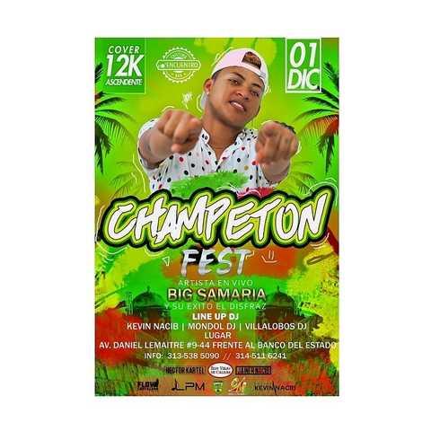 Champeton Fest