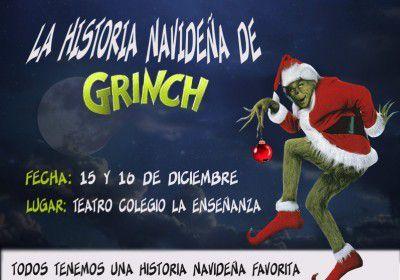 La Historia Navideña del Grinch