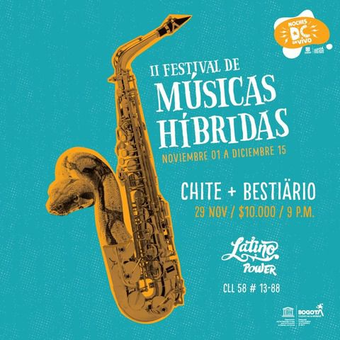 II FESTIVAL DE MÚSICAS HÍBRIDAS
