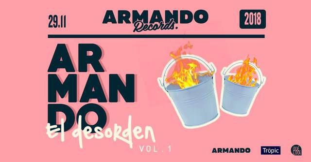 Armando El Desorden Vol.1