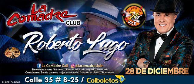 Roberto Lugo en La Comadre Club