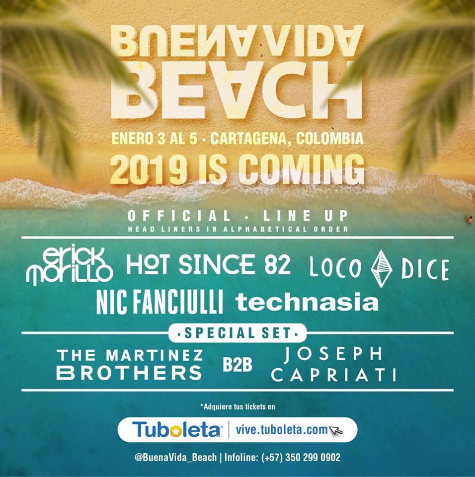 Buena Vida Beach