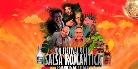 2do Festival De La Salsa Romántica