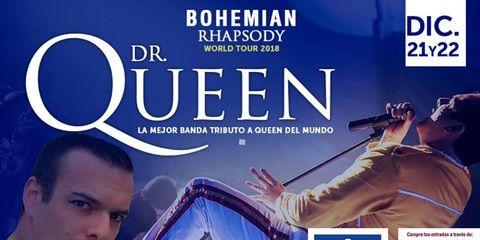 """TRIBUTO DR. QUEEN """"BOHEMIAN RHAPSODY"""""""