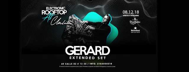 Saturday at Electronic Rooftop