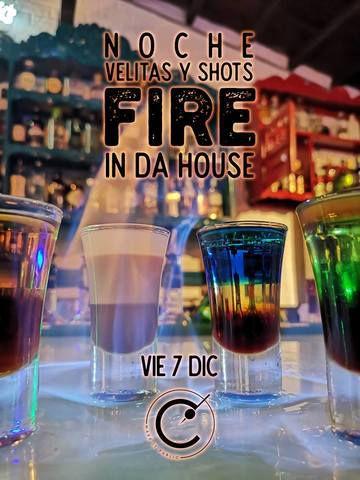 Noche de Velitas y Shots