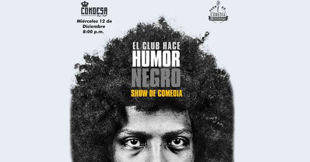 Humor Negro - Club de Comedia Bucaramanga