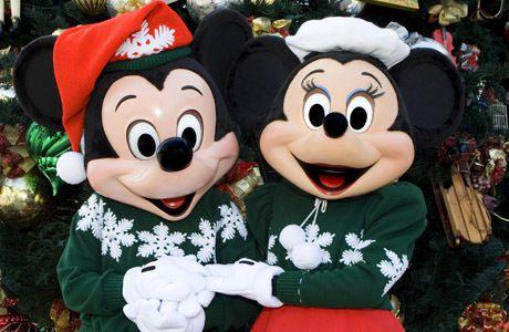 Show Navideño Con Mickey y Sus Amigos