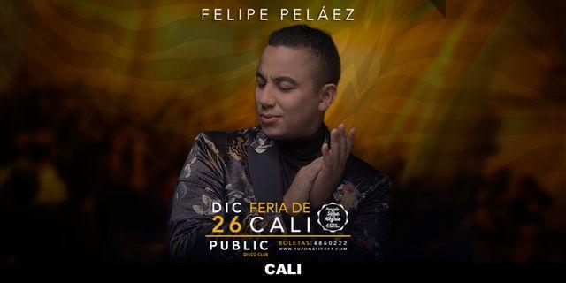 Felipe Pelaéz en Public Disco Club