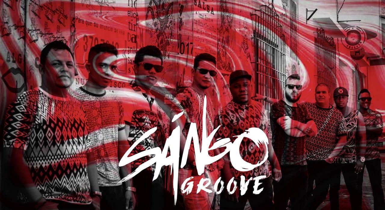 Sángo Groove En Concierto