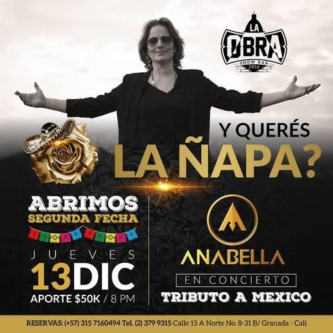 Segundo Concierto Anabella