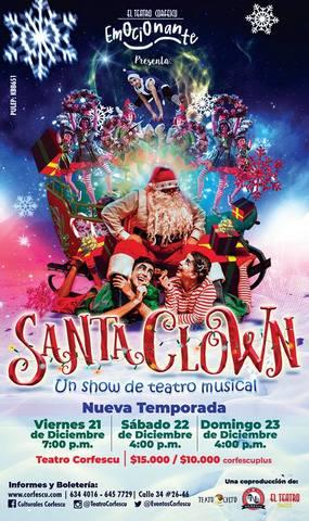 Santa Clown