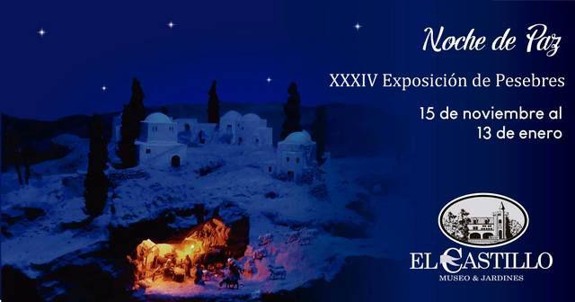 XXXIV Exposición de pesebres: Noche de paz