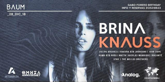 Brina Knauss