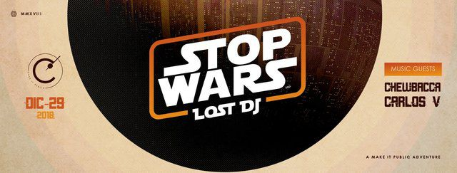 Stop Wars - Lost DJ