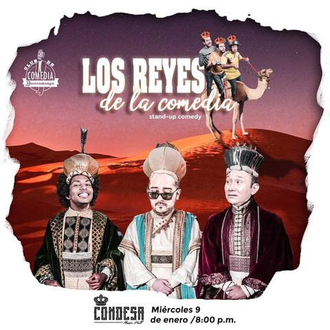 Los Reyes de La Comedia