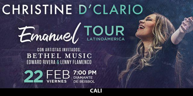 Emanuel Tour Latinoamerica