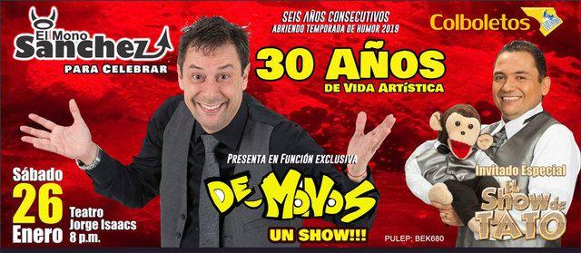 De Monos Un Show