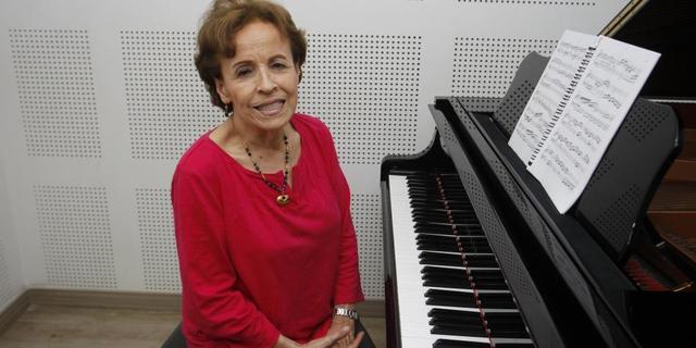 Blanca Uribe en Concierto