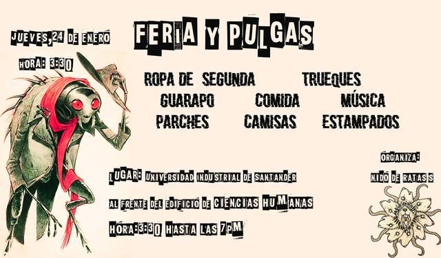 Feria y Pulgas