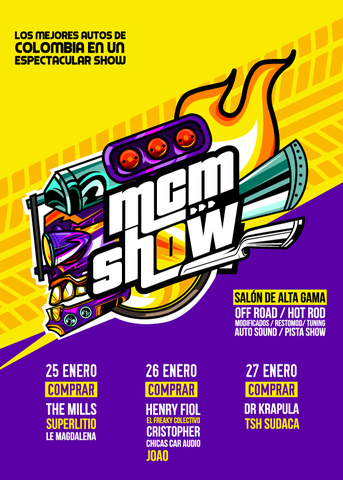 MCM Show