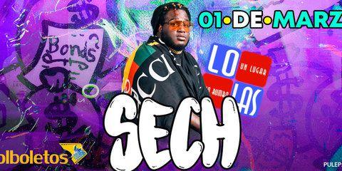 Sech Is Back