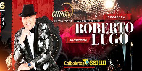 Roberto Lugo en Concierto