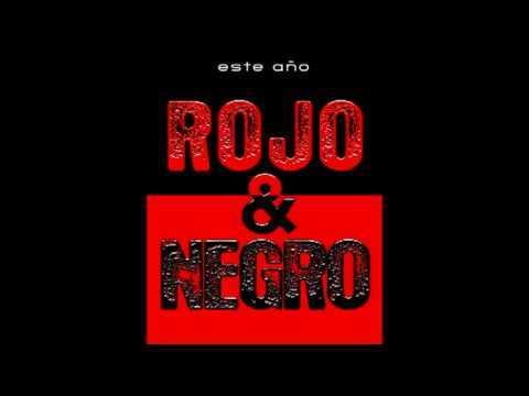 FIESTA  DE ROJO Y NEGRO