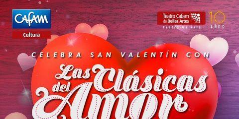 Concierto de San Valentín con las clásicas del amor