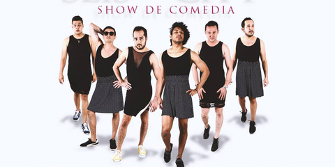 Seis And The City - Show de Comedia