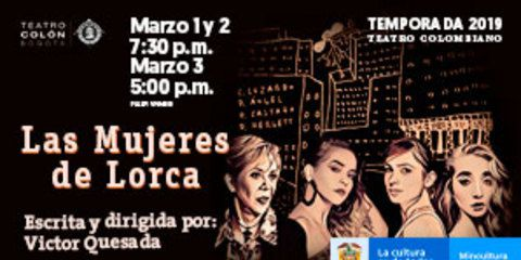 Las mujeres de Lorca