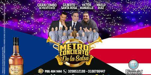 Gran Metro Concierto de la Salsa