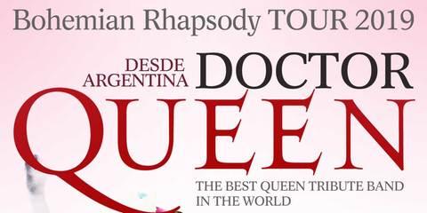 "Dr. Queen ""Bohemian Tour 2019"""