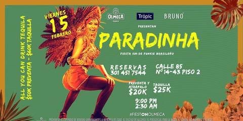 La Paradinha Vol. 1