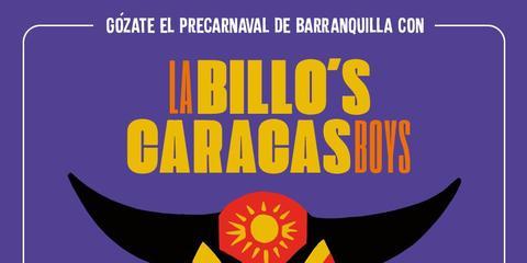 La Billo's Caracas Boys en concierto