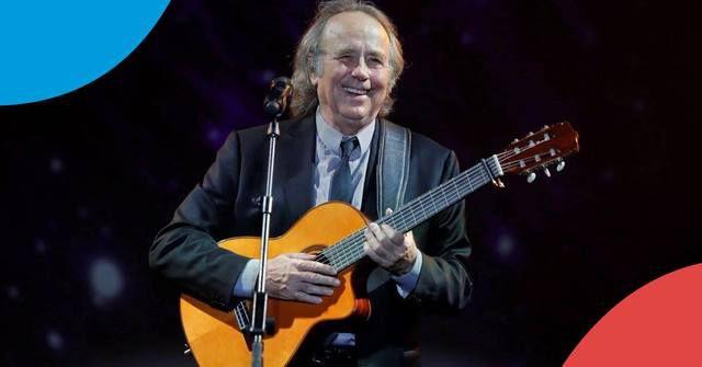 Joan Manuel Serrat en Medellín