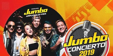 Jumbo Concierto 2019 en Medellín