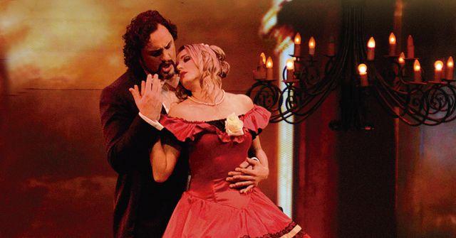 Ópera la Traviata