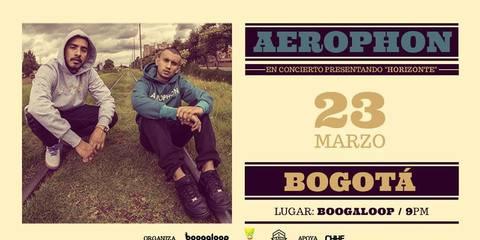 Aerophon En concierto
