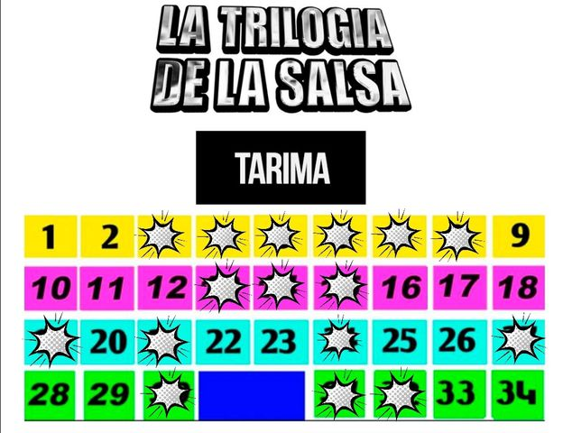 La Trilogía de la Salsa 2019