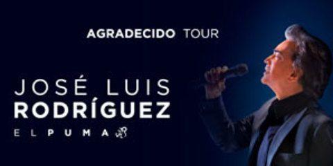 """José Luis Rodríguez """"El Puma"""" En Concierto"""