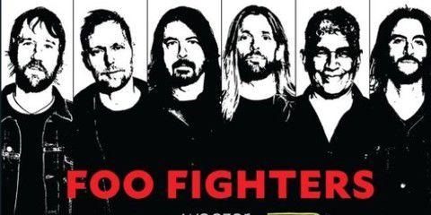 Foo Fighters en Bogota 2019