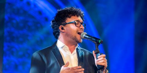Andrés Cepeda, de concierto en Bucaramanga