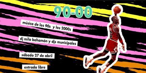 Música de los 90s y 2000s
