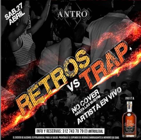 Retros VS Trap