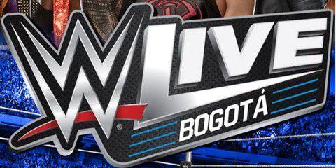 WWE Live Bogotá 2019