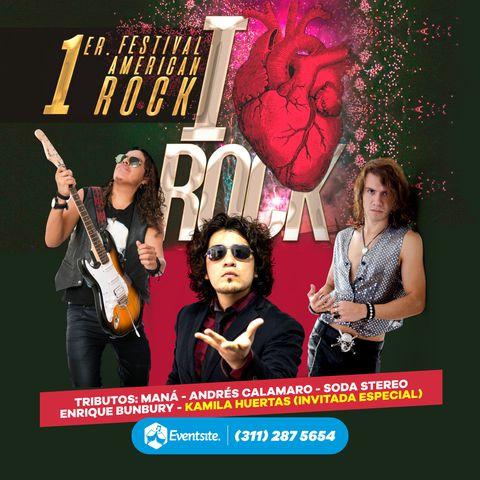 1er Festival American Rock