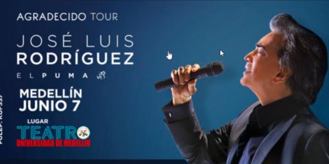 El Puma #Agradecido Tour 2019