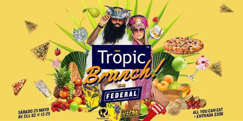 Tropic Brunch