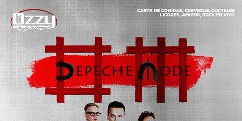 Concierto Tributo Depeche Mode